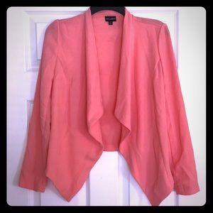 Women's chic flirty blazer